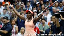 USA US Open Finale in New York - Sloane Stephens