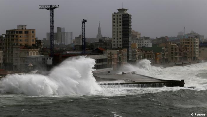 Hurrikan Irma | Kuba, Havanna (Reuters)