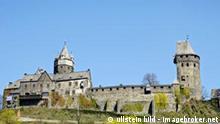 Burg Altena, Museum, erste Jugendherberge der Welt, Altena, NRW, Nordrhein Westfalen, Deutschland ullstein bild - Imagebroker.net
