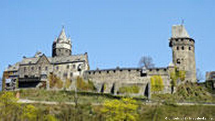 Burgo Altena, primeiro albergue da juventude do mundo