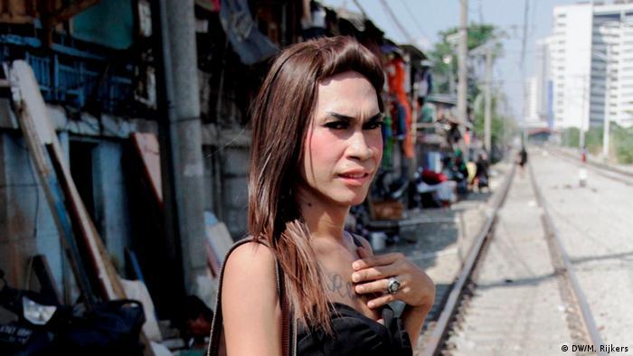 Indonesien Jakarta - Portraits LGBTQ: Kezia (DW/M. Rijkers)