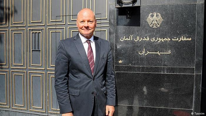 روزنامه بیلد: سفیر آلمان به تهران بر نمیگردد
