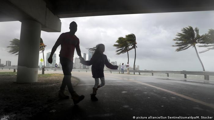 Hurrikan Irma | USA, Florida | Miami (picture alliance/Sun Sentinel/zuma/dpa/M. Stocker)