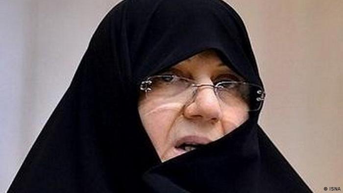 Sahebeh Arabi - Rohanis Ehefrau (ISNA)