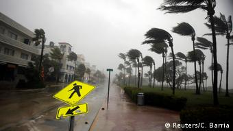 Hurrikan Irma   USA, Florida   Miami
