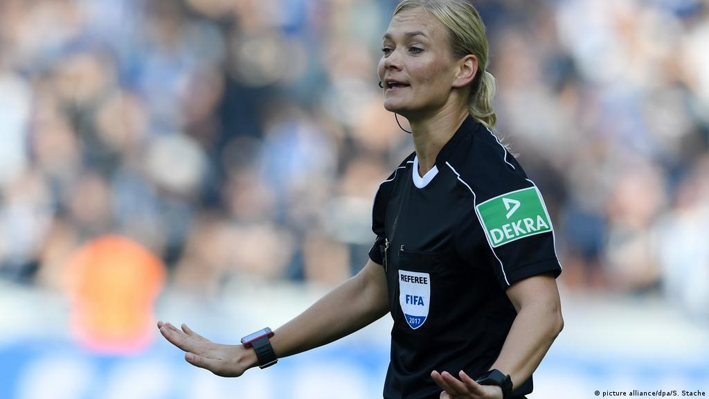 Bibiana Steinhaus: ′Being a referee is about quality of performance - not  gender′ | Sports| German football and major international sports news | DW  | 01.05.2019