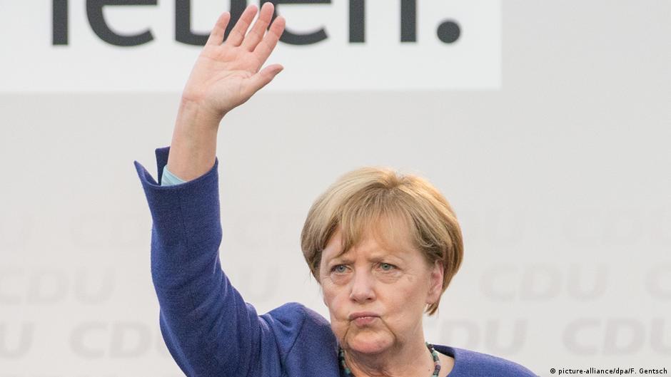 Германија  со искубани пердуви кон Јамајка коалиција