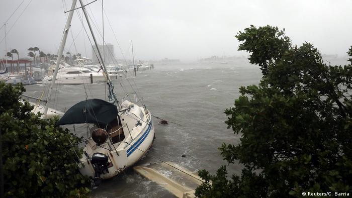 Hurrikan Irma | USA, Florida | Miami Beach