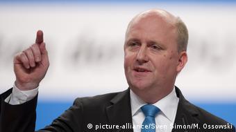Uwe Becker of the CDU