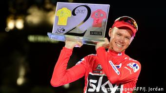 Vuelta 21. Etape Chris Froome (Getty Images/AFP/J. Jordan)
