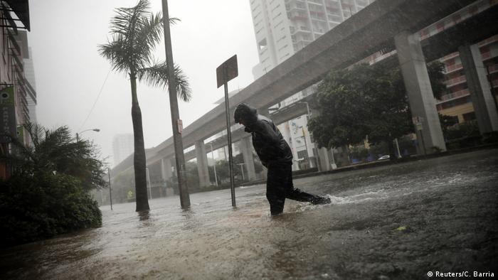 USA Hurrikan Irma in Florida