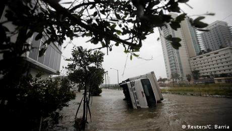 USA Hurrikan Irma Florida (Reuters/C. Barria)