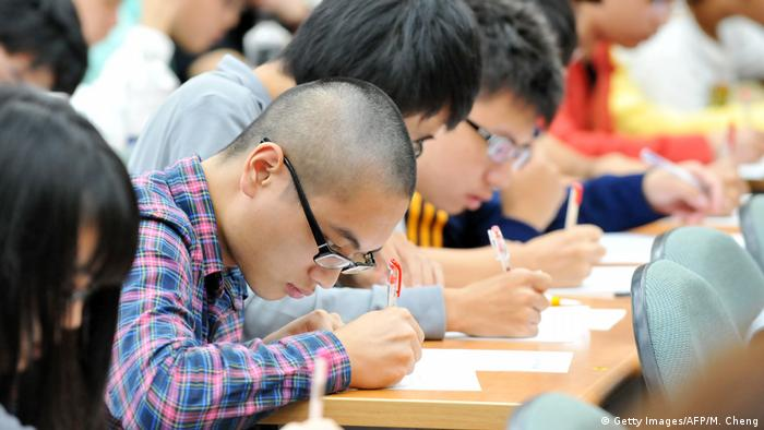 Taiwanese students