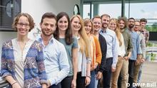 Gruppenfoto Neue Volotäre DW 2017-2019