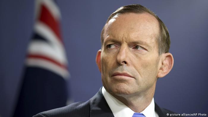 Bildergalerie Australien Homoehe Referendum Tony Abbott (picture alliance/AP Photo)