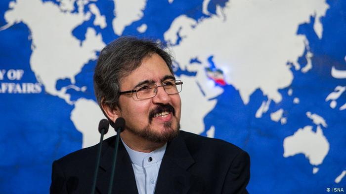 Iran Bahram Ghasemi Sprecher des Außenministeriums (ISNA)