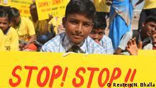 Indien   Nobelpreisträger Satyarthi startet Marsch für missbrauchte Kinder