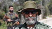 Syrien Situation in Deir ez-Zor