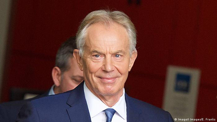 London Tony Blair (Imago/i Images/E. Franks)