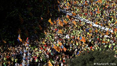 Καταλονία: Αντίο Ισπανία, αντίο Ευρώπη;