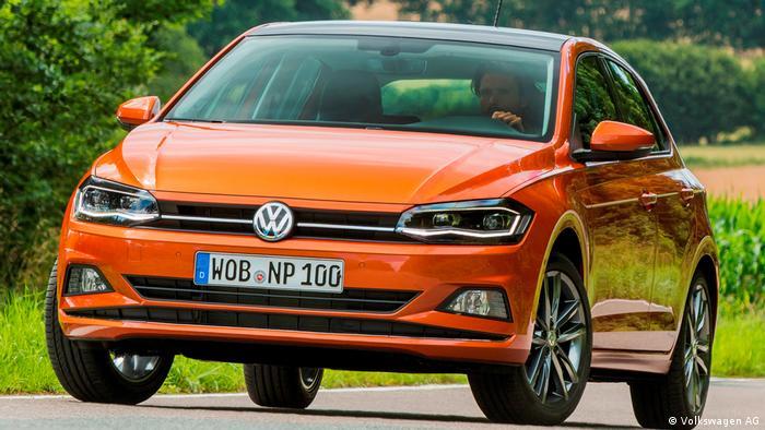 Volkswagen Polo 2017 (Volkswagen AG)