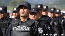 El Salvador Polizisten