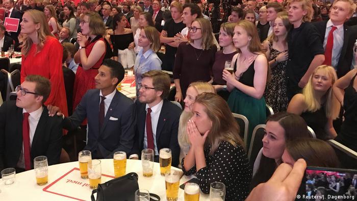 Norwegen Wahlen Sozialdemokraten