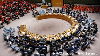 Заседания Совбеза ООН