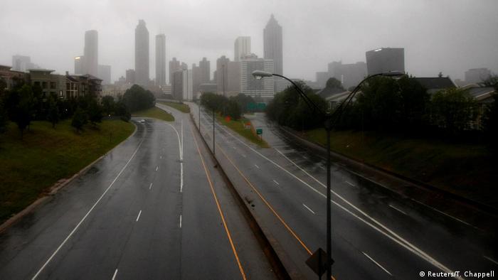 USA Georgia Hurricane Irma (Reuters/T. Chappell)