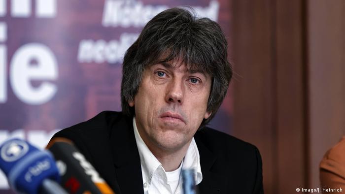 Deutschland Günter Burkhardt Pro Asyl