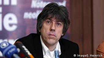 Pro Asyl yöneticisi Günter Burkhardt