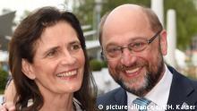 Deutschland Martin und Inge Schulz