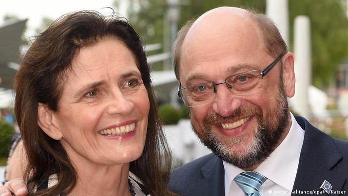 Ist Martin Schulz Verheiratet