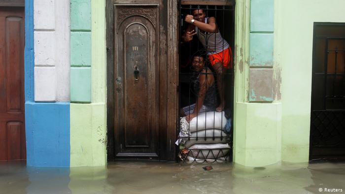 Bildergalerie Irma Folgeschäden Havana (Reuters)