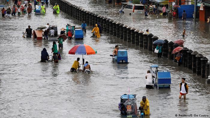 Bildergalerie Irma Folgeschäden Philippinen (Reuters/E. De Castro)