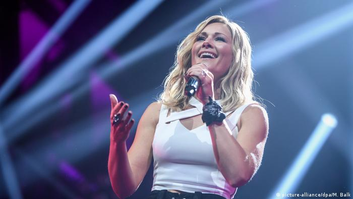 Helene Fischer Startet Tour Der Superlative In Hannover Musik Dw