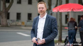 Christoph Matschie est chargé des affaires africaines pour le groupe SPD au Bundestag