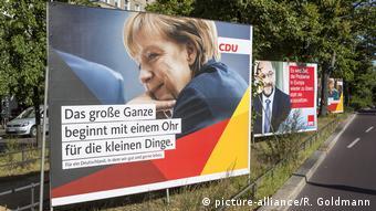 Θα συνεργαστούν και πάλι CDU/CSU και SPD;