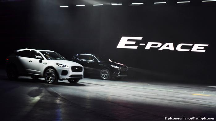 Jaguar E-Pace (picture-alliance/Matrixpictures)