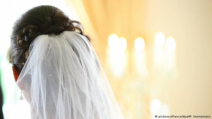 Deutschland Ehe Symbolbild (picture-alliance/dpa/M. Vennemann)