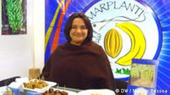 Mercedes Molina BioFach 2009 Ecuador