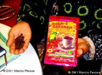 Bolivia presenta su café en la feria Biofach.