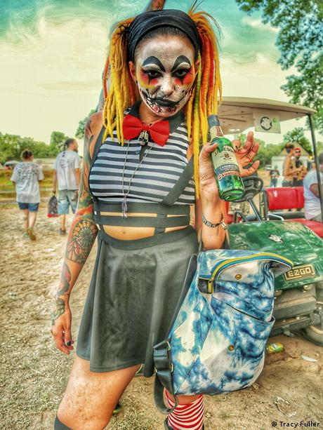 Juggalo Insane Clown Posse ICP (Tracy Fuller)