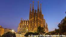 La Sagrada Familia Kirche Barcelona