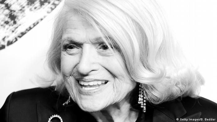 Edith Windsor LGBT Aktivistin (Getty Images/B. Bedder)