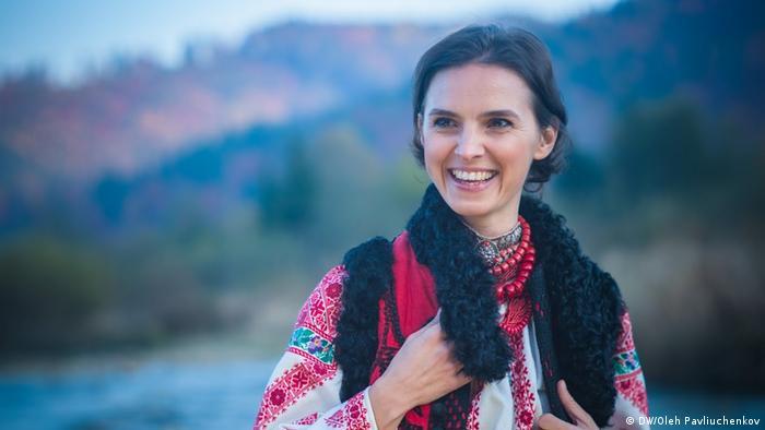 Dirigentin Oksana Jaroslawiwna Lyniw
