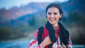 Диригентка Оксана Линів