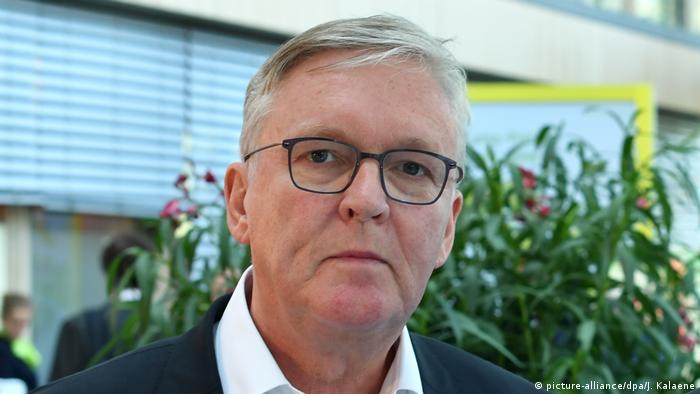 Berlin Thomas Winkelmann Vorstandschef von Air Berlin (Ausschnitt)