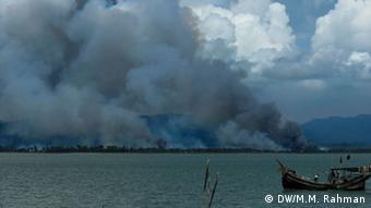 Rohingya Krise in Bangladesch