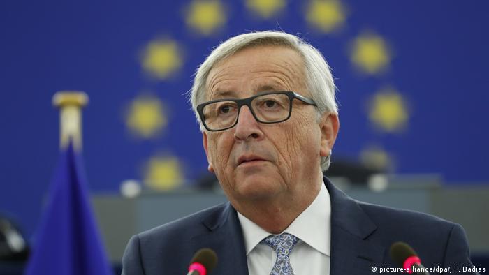 Preşedintele Comisiei de la Bruxelles, Jean-Claude Juncker
